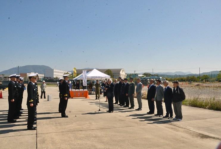 画像4: 「つのしま」艦艇公開に6000人|和歌山地本