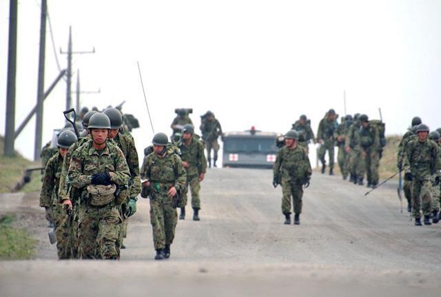 画像4: 東富士で野営錬成訓練、100キロ完歩|板妻駐屯地