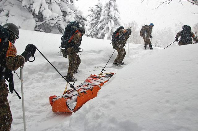 画像4: 警察、消防と初の冬季総合訓練|上富良野駐屯地
