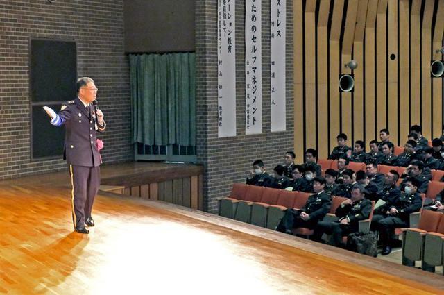 画像1: 病院長「人的戦闘力の維持・増進」を宣言|自衛隊札幌病院