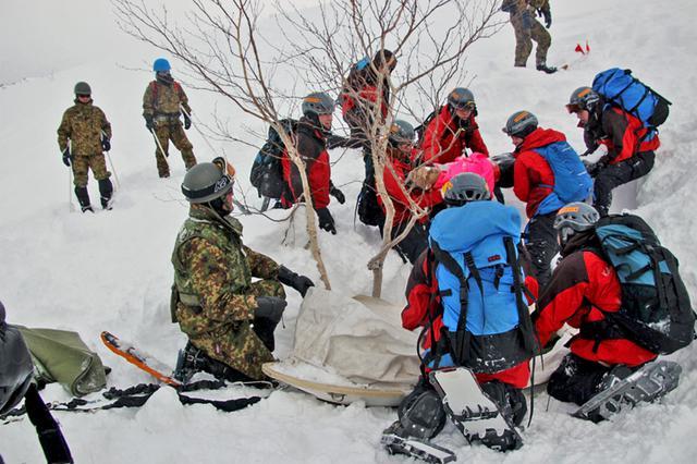 画像3: 警察、消防と初の冬季総合訓練|上富良野駐屯地