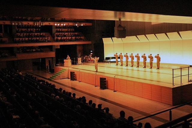 画像2: 静岡音楽祭で募集広報に協力|板妻駐屯地