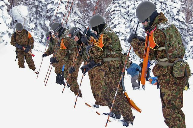 画像2: 警察、消防と初の冬季総合訓練|上富良野駐屯地