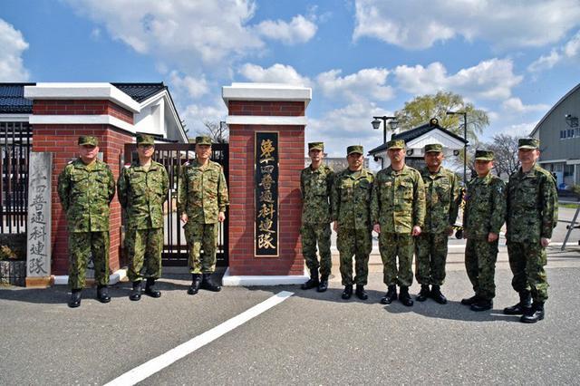 画像3: 案内看板を新設し除幕式|金沢駐屯地