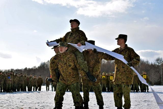 画像2: 学生249人による騎馬戦|東千歳駐屯地