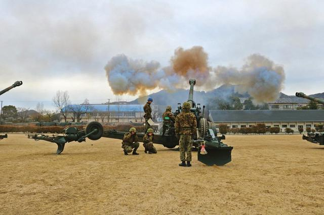 画像: 3特隊長「全身全霊で任務完遂」|姫路駐屯地