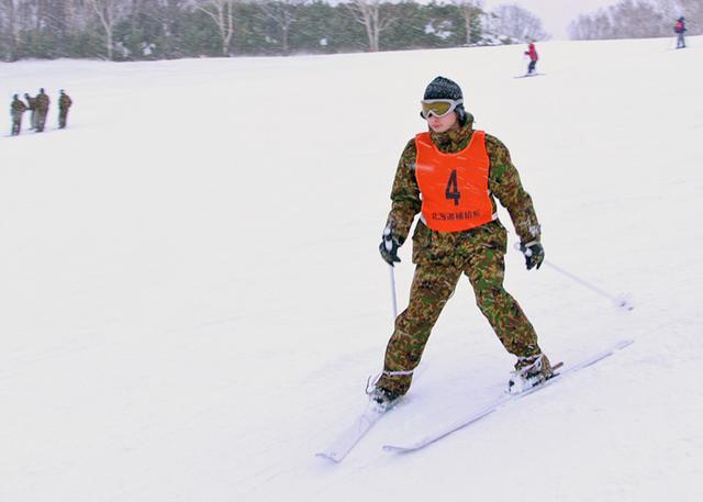 画像2: 新隊員スキー集合訓練|陸自北海道補給処