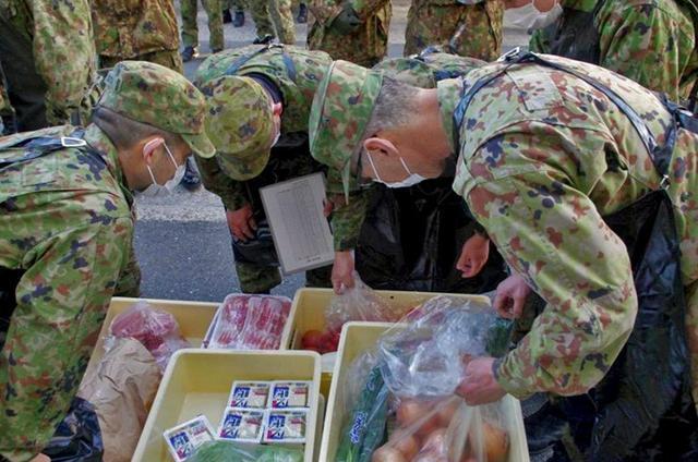 画像2: 「食事が部隊をつくる」野外炊事競技会|陸自対馬警備隊