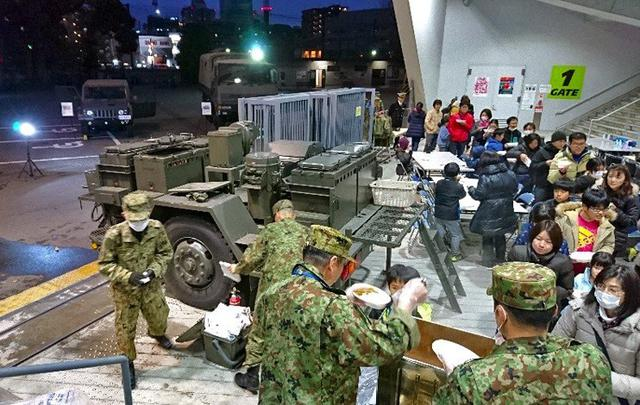 画像: 防災キャンプを初支援|神奈川地本