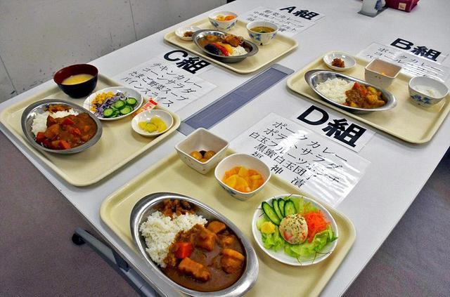 画像4: 献立は「カレー」炊事競技会|北千歳駐屯地