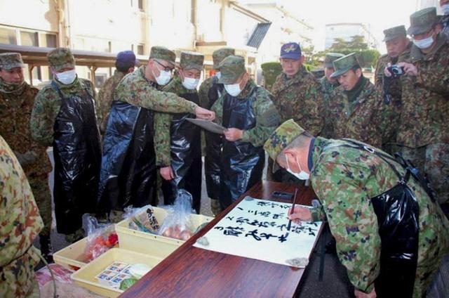 画像1: 「食事が部隊をつくる」野外炊事競技会|陸自対馬警備隊