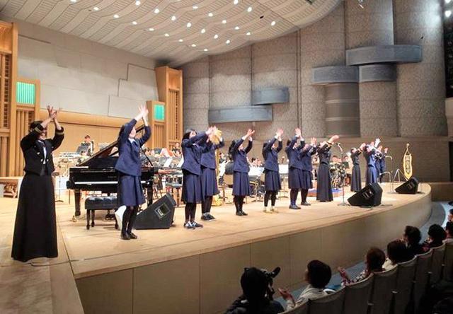 画像3: 「避難訓練コンサート」を支援|大阪地本