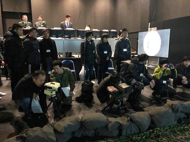 画像4: 20人に富士駐部隊研修|山梨地本