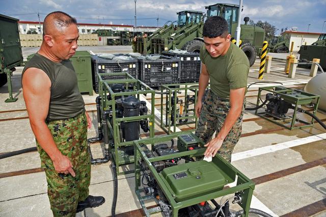 画像: 軍事英語能力向上させる|陸自15旅団