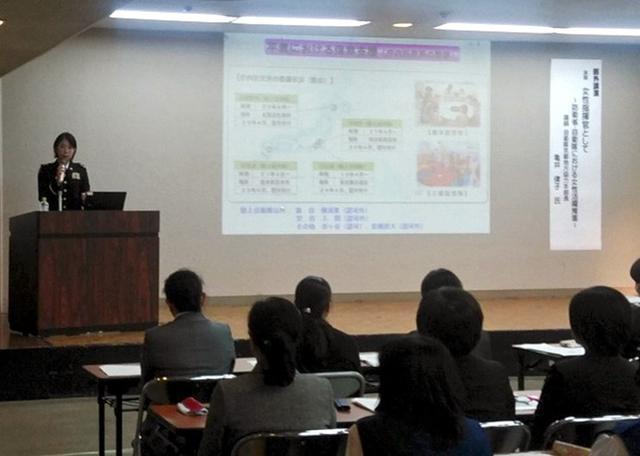画像: 女性警察官120人に講話|京都地本
