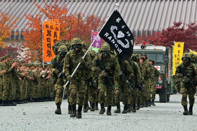 画像: レンジャー学生13人帰還|神町駐屯地