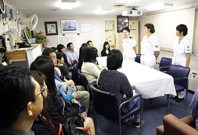 画像: 募集対象の女性に海自PR|宮城地本