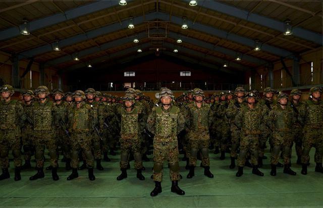 画像: 新隊員修了式 家族ら見守る|大宮駐屯地