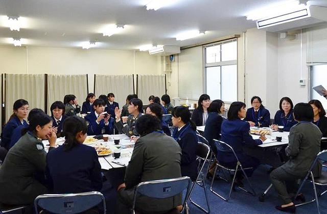画像: 女性が働きやすい職場へ|米子駐屯地