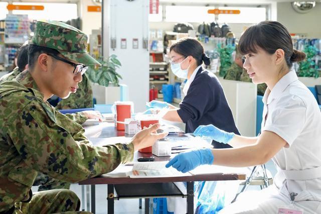 画像: 「世界糖尿病デー」イベントを開催|自衛隊札幌病院