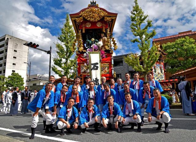 画像: 大津祭の盛り上げに一役|大津駐屯地