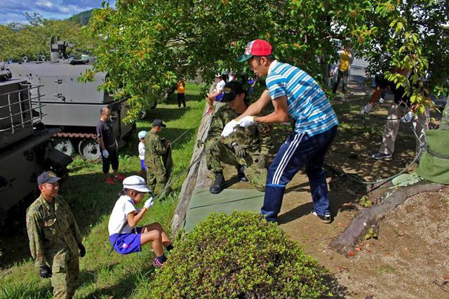 画像: 防災意識向上図る父子勉強会|姫路駐屯地