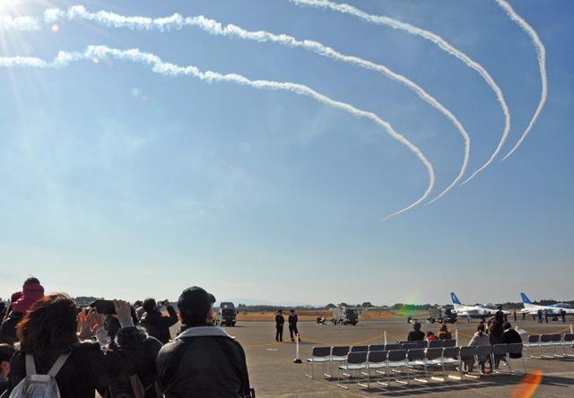 画像1: 「ニュウタエアフェス2019」で陸海空自PR|宮崎地本