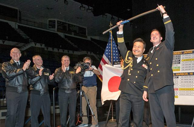 画像4: 最優秀士官候補生が日本を赴任先に選択|海上自衛隊
