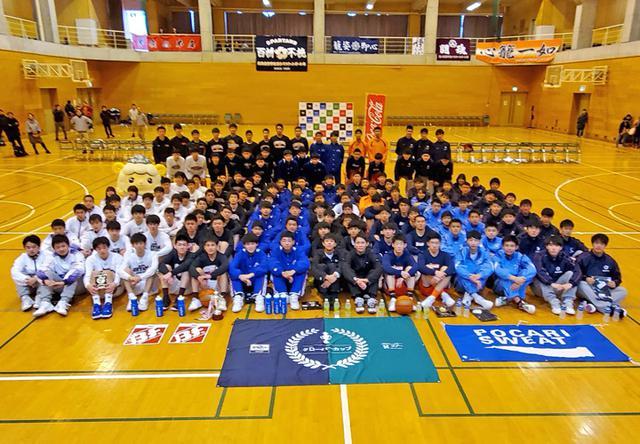 画像6: 高校バスケで自衛隊PR|札幌地本