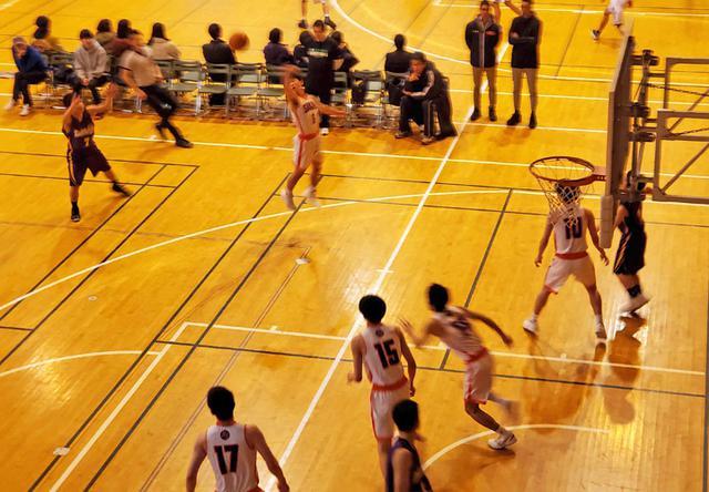 画像2: 高校バスケで自衛隊PR|札幌地本