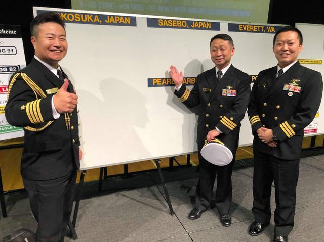画像5: 最優秀士官候補生が日本を赴任先に選択|海上自衛隊