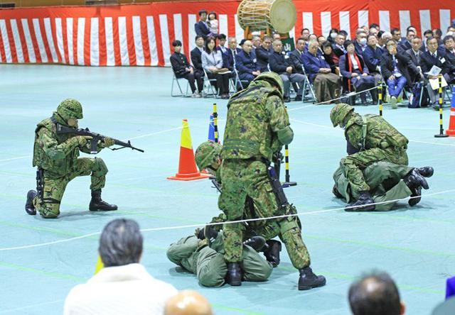 画像4: 「多くの人に支えられ今がある」|武山駐屯地