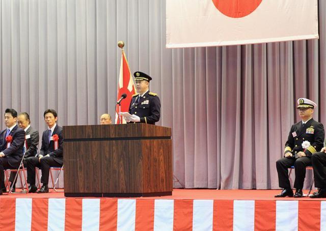 画像2: 「多くの人に支えられ今がある」|武山駐屯地