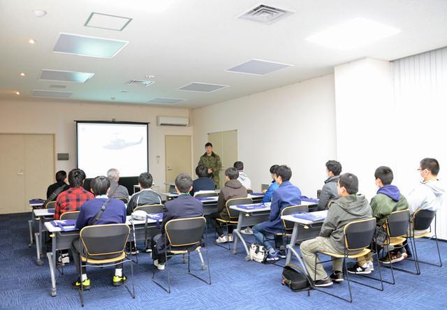 画像2: UH1J ヘリ体験搭乗を開催|和歌山地本
