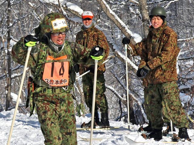 画像7: 団結強化と士気高揚 冬季戦技競技会|名寄駐屯地