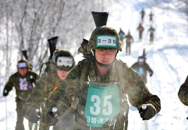 画像5: 団結強化と士気高揚 冬季戦技競技会|名寄駐屯地