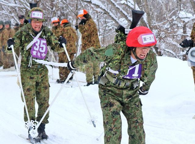 画像6: 団結強化と士気高揚 冬季戦技競技会|名寄駐屯地