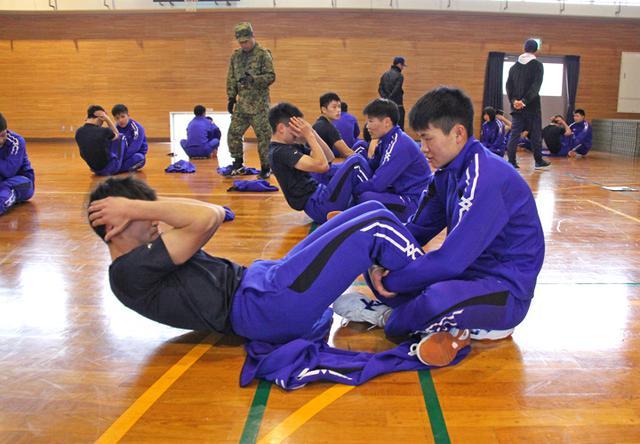 画像3: 警察学校生が自衛隊を体験|三軒屋駐屯地