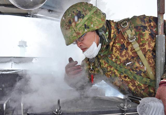 画像2: 「士気の上がる昼食」テーマに炊事競技会|北千歳駐屯地