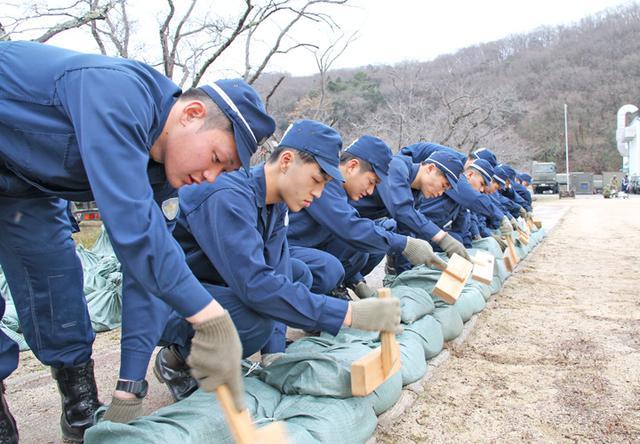 画像6: 警察学校生が自衛隊を体験|三軒屋駐屯地