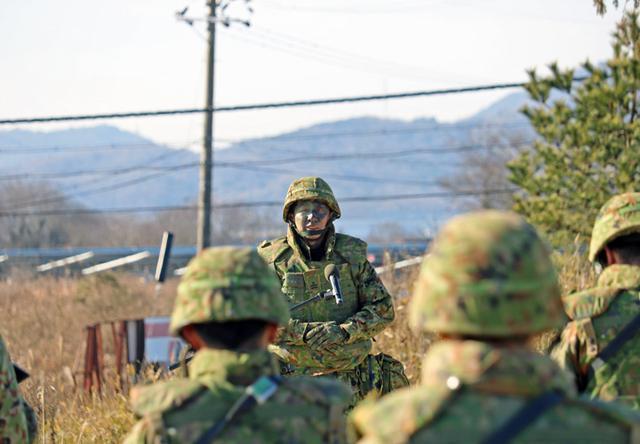 画像3: 青野ヶ原演習場で特科中隊訓練検閲|姫路駐屯地