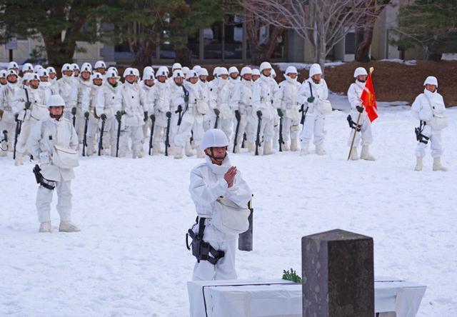 画像4: 恒例の八甲田演習に622人|青森駐屯地