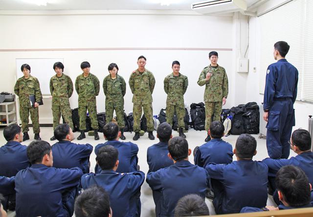 画像10: 警察学校生が自衛隊を体験|三軒屋駐屯地