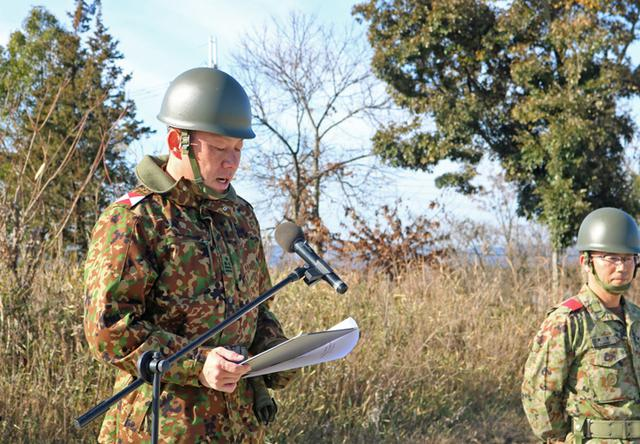 画像2: 青野ヶ原演習場で特科中隊訓練検閲|姫路駐屯地