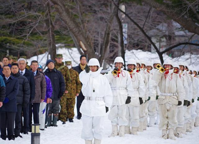 画像2: 恒例の八甲田演習に622人|青森駐屯地