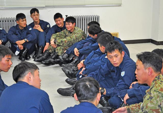 画像9: 警察学校生が自衛隊を体験|三軒屋駐屯地