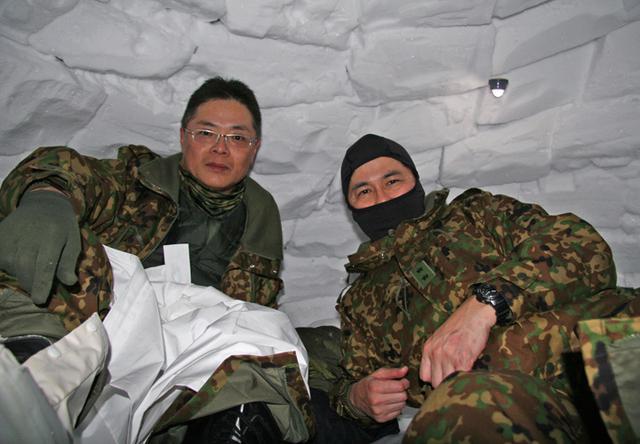 画像6: 北海道初勤務の将官らが寒冷地訓練|陸自冬季戦技教育隊