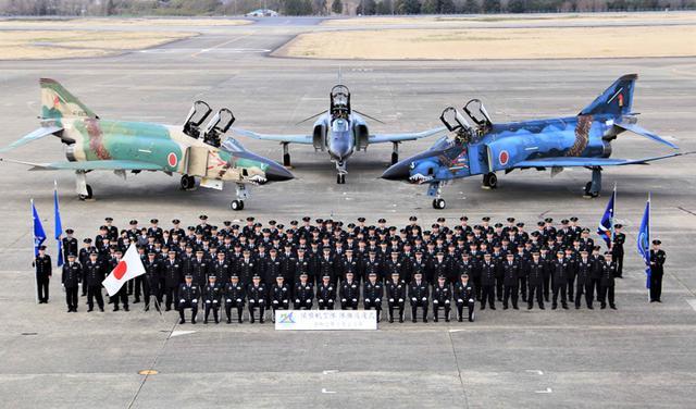 画像1: 偵察航空隊 59年の歴史に幕|空自百里基地