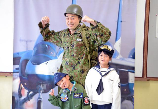 画像2: 「こおるどフェスタ」を支援、自衛隊PR|和歌山地本