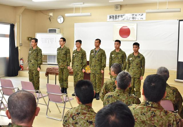 画像6: 新隊員7人が特技課程修了|金沢駐屯地